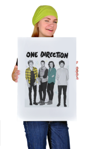 Постер Ван Дирекшн | One Direction
