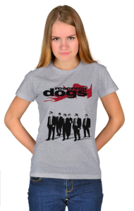 Футболка Бешеные псы|Reservoir Dogs