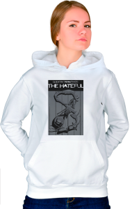 Худи Тарантино Омерзительная Восьмерка   Tarantino's The Hateful Eight