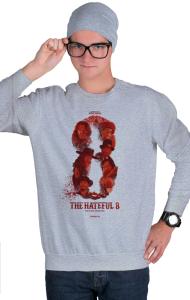 Свитшот Омерзительная восьмерка| The Hateful Eight