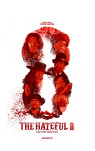 Постер Омерзительная восьмерка| The Hateful Eight