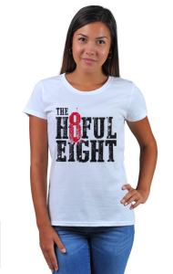 Футболка Омерзительная восьмёрка |  The Hateful Eight