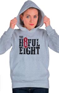 Худи Омерзительная восьмёрка    The Hateful Eight