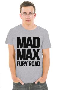 Футболка Безумный Макс Дорога Ярости  Mad Max Fury Road