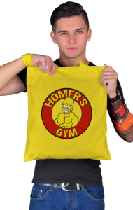 Сумка Тренажерный зал Гомера | Homer's gym