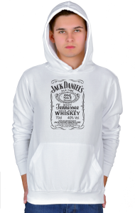 Худи Джек Дениелс  Jack Daniel's