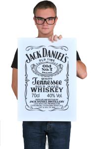 Постер Джек Дениелс| Jack Daniel's