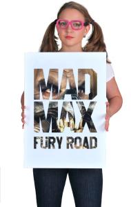 Постер Дорога Ярости | Fury Road