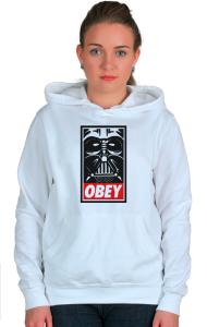 Худи Дарт Вейдер ОБЕЙ | Darth Vader OBEY