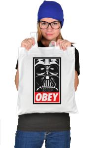 Сумка Дарт Вейдер ОБЕЙ | Darth Vader OBEY