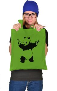 Сумка Панда Бэнкси | Panda Banksy