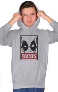 Худи Дэдпул Такос| Deadpool Tacos