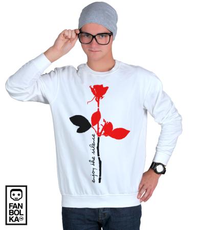 Свитшот Постер Депеш Мод | Depeche Mode