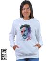 Худи Никола Тесла. Боуи