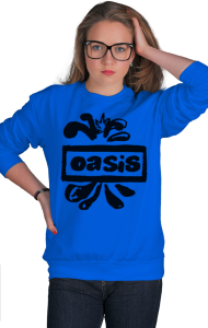 Свитшот Оазис лого | Oasis new logo