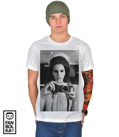 Футболка Лана Дель Рей | Lana Del Rey