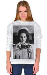 Свитшот Лана Дель Рей | Lana Del Rey