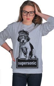 Свитшот Оэйзис Суперсоник | Oasis Supersonic