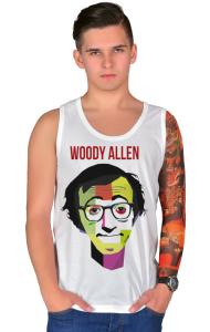 Футболка Вуди Аллен | Woody Allen