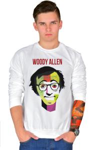 Свитшот Вуди Аллен   Woody Allen