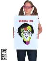 Постер Вуди Аллен