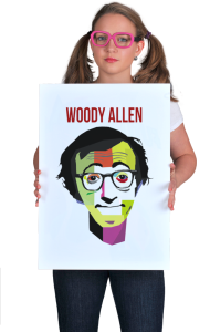 Постер Вуди Аллен | Woody Allen