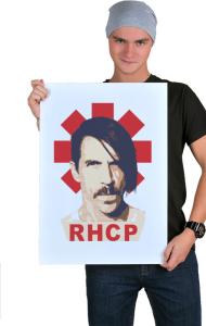 Постер Энтони Кидис | Anthony Kiedis