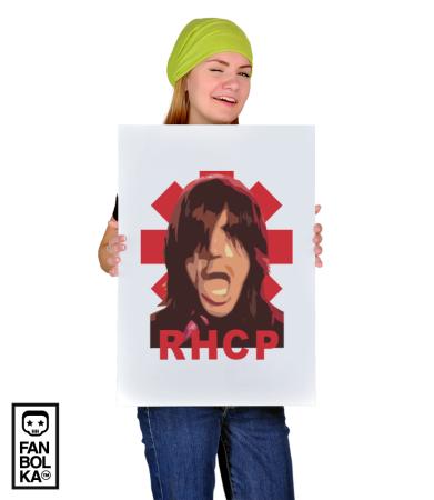 Постер Ред Хот Чили Пеперс | Red Hot Chili Peppers