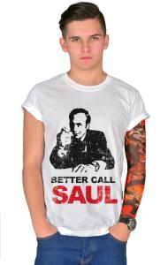 Футболка Лучше звоните Солу винтаж | Better Call Saul vintage