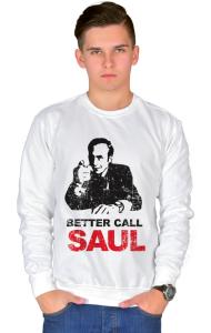 Свитшот Лучше звоните Солу винтаж | Better Call Saul vintage