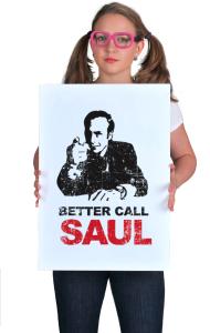 Постер Лучше звоните Солу винтаж | Better Call Saul vintage