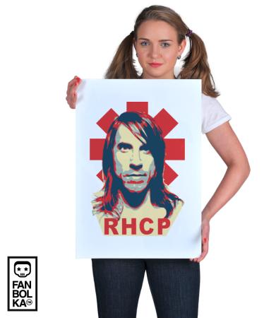 Постер РХЧП | RHCP