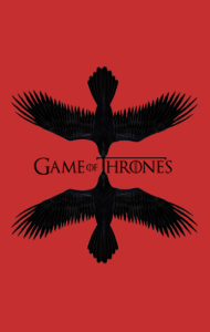 Постер  Игра Престолов Вороны| Game Of Thrones Crows