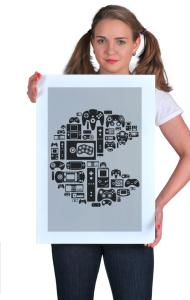 Постер Пакман | Pacman