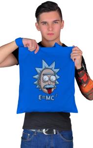 Сумка Рик и Морти Эйнштейн   Rick and Morty Einstein