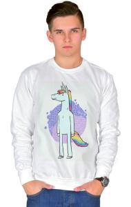 Свитшот Единорог| Unicorn