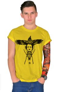 Футболка Ворон-Эдгар По-Золотой жук | The Raven-Edgar Poe -Gold bug