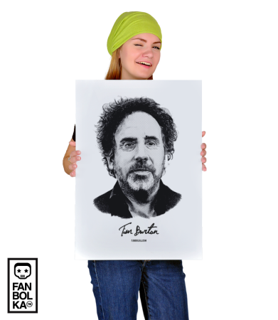 Постер  Тим Бартон | Tim Burton