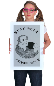 Постер Бродский | Brodsky. Stay home community