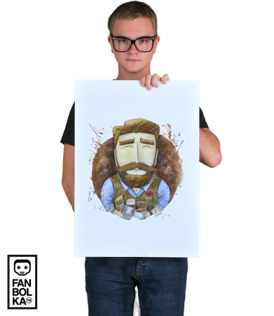 Постер Бариста | Barista