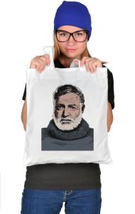 Сумка  Эрнест Хемингуэй| Ernest Hemingway