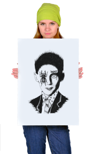 Постер  Франц Кафка | Franz Kafka