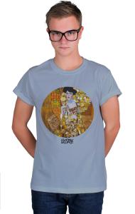 Футболка Климт «Золотая Адель» | Klimt «The Lady in Gold»