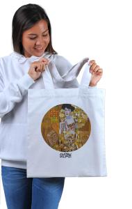 Сумка Климт «Золотая Адель» | Klimt «The Lady in Gold»