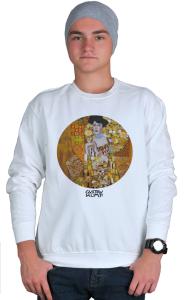 Свитшот Климт «Золотая Адель» | Klimt «The Lady in Gold»