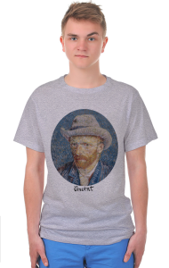 Футболка Ван Гог | Van Gogh