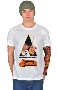 Футболка  Механический Апельсин | Clockwork Orange