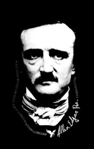 Постер Эдгар Аллан По | Edgar Allan Poe