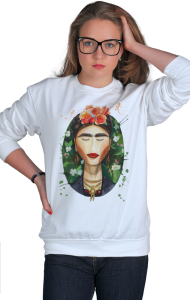 Свитшот Фрида Кало | Frida Kahlo