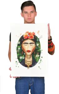 Постер Фрида Кало | Frida Kahlo